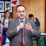 Konsul Generalny RP w Odessie Dariusz Szewczyk