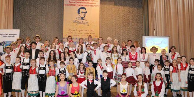 Taras Szewczenko w językach mniejszości narodowych