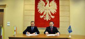 Wizyta przedstawicieli Kachowki w Oleśnicy