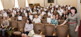 Dyktando z języka polskiego w Kijowie