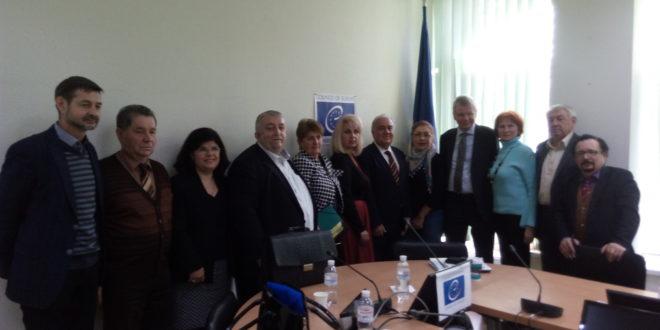 Обговорення Закону України №2145-VIII «Про освіту» з представниками Венеціанської комісії та національних меншин України