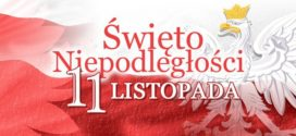 Składamy serdeczne życzenia z okazji 101. rocznicy Narodowego Święta Niepodległości Polski!